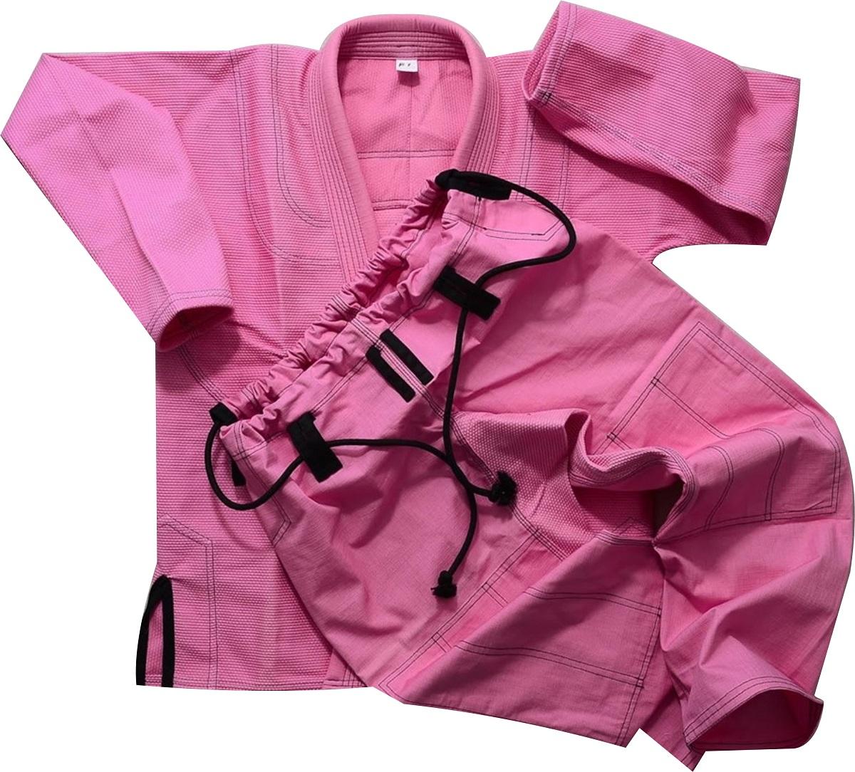 BJJ gi Pink